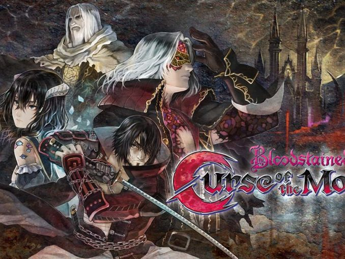 News - Bloodstained: Curse Of The Moon delayed