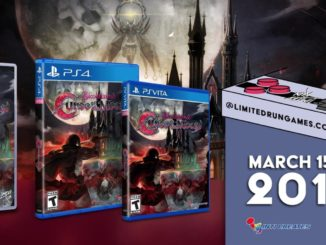 Bloodstained: Curse Of The Moon fysieke editie aangekondigd door Limited Run Games