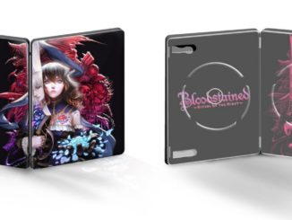 Bloodstained Pre-Orders – MetalPak via GAME UK