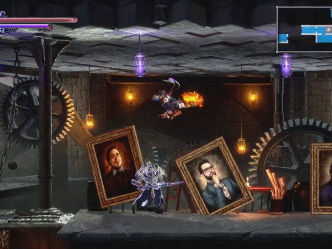 Nieuws - Bloodstained: Ritual Of The Night – Classic Mode komt Januari 2021