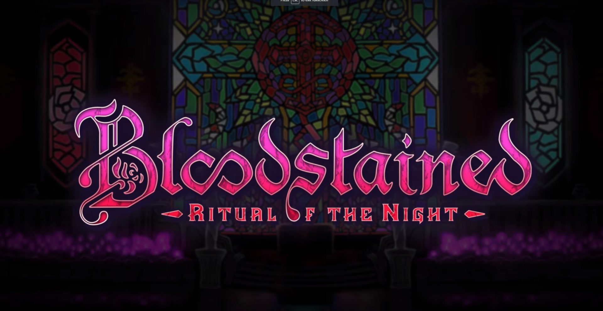 Bloodstained: Ritual Of The Night Demo stelde fans teleur, oplossing toegezegd