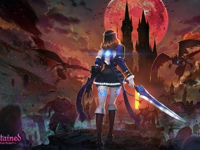 Nieuws - Bloodstained: Ritual Of The Night – iOS / Android debuut trailer