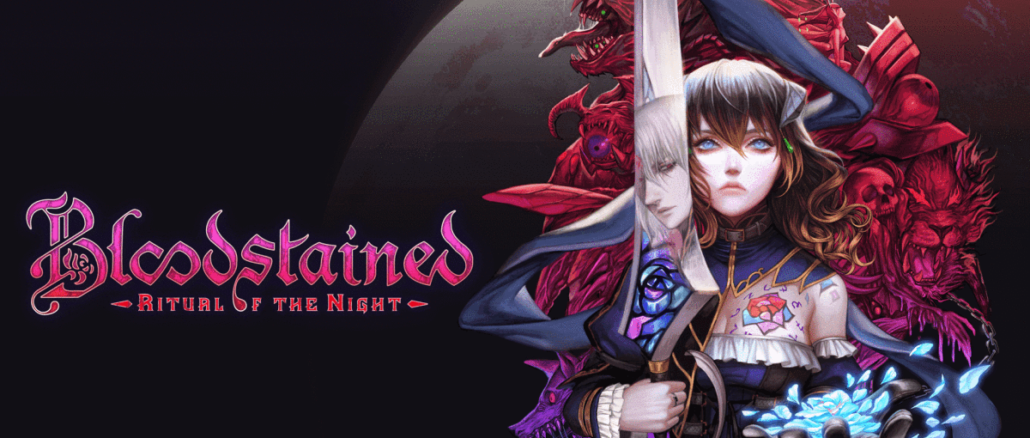 Bloodstained – Ritual of the Night komt op 25 Juni