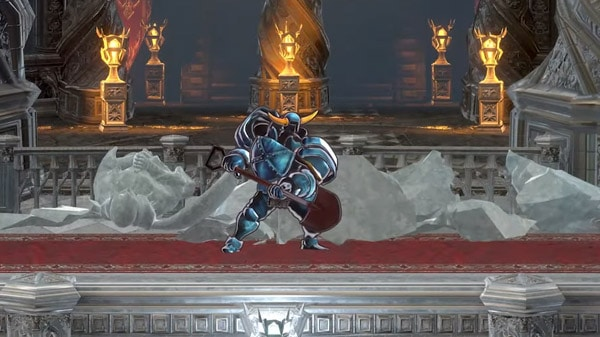 Bloodstained: Ritual Of The Night Launch Trailer toont Shovel Knight
