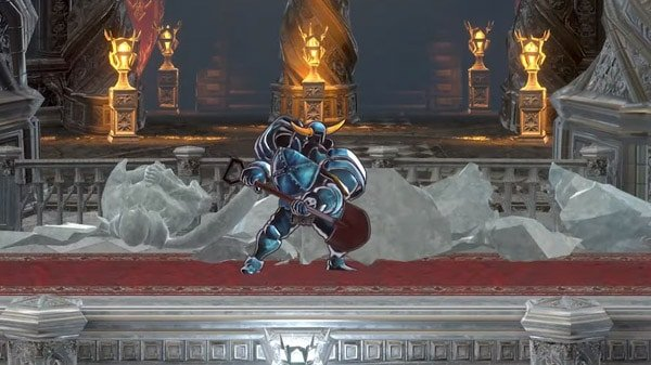 News - Bloodstained: Ritual Of The Night Launch Trailer teases Shovel Knight