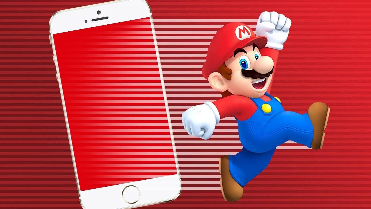Bloomberg: Nintendo retreating from mobile gaming