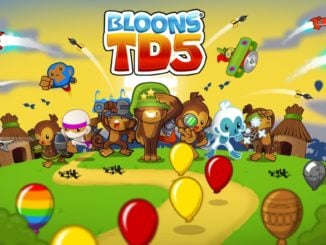 Release - Bloons TD 5