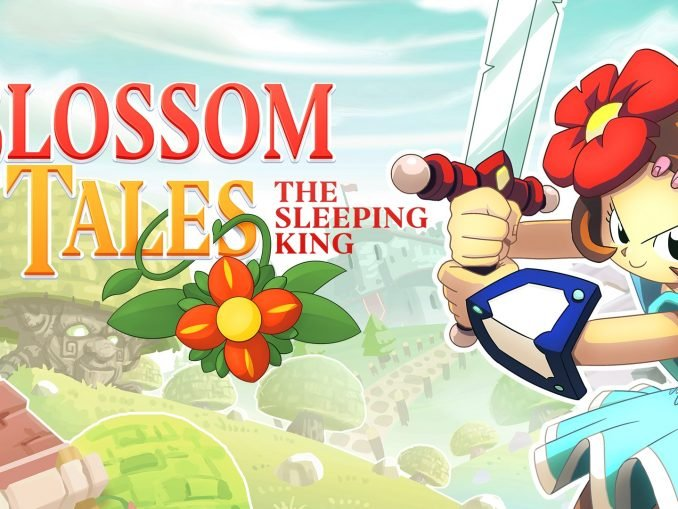 Release - Blossom Tales: The Sleeping King