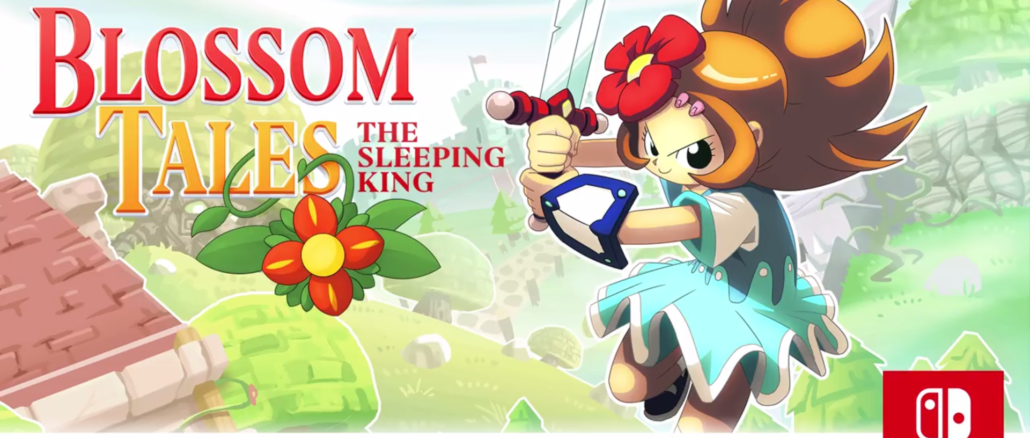 Blossom Tales: The Sleeping King – Demo komt op 19 Maart