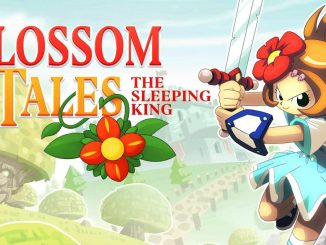 Blossom Tales sells two times as much as Steam