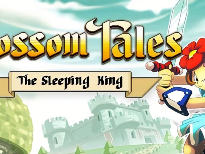 News - Blossom Tales – 100,000 copies sold on Switch