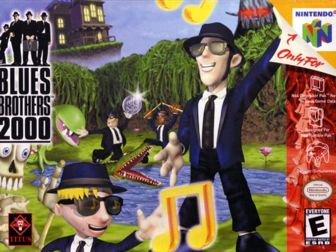 Release - Blues Brothers 2000
