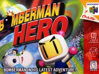 Release - Bomberman Hero