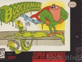 Release - Boogerman: A Pick and Flick Adventure