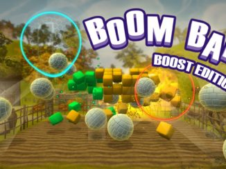 Release - Boom Ball: Boost Edition