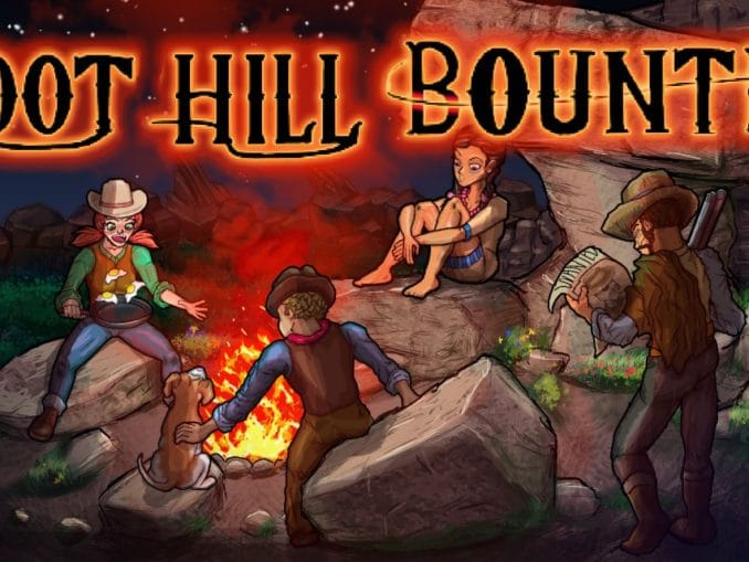 Release - Boot Hill Bounties