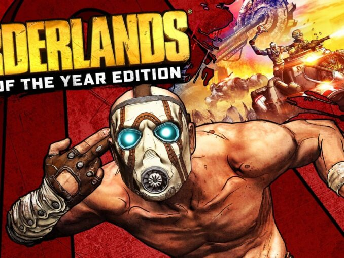 Release - Borderlands: Game of the Year Edition