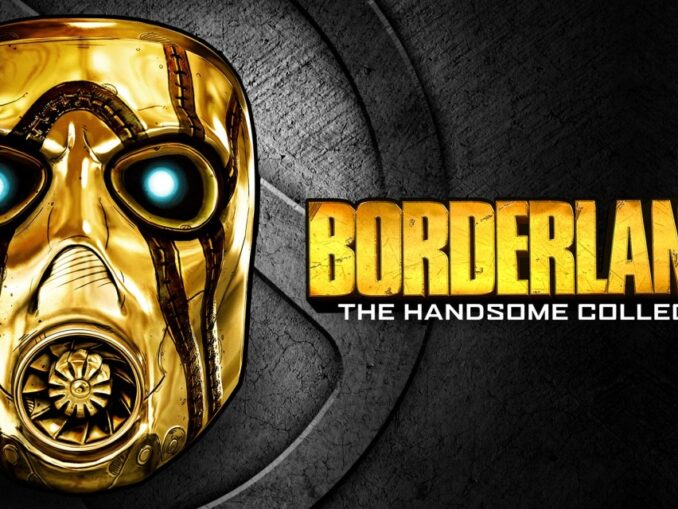 Release - Borderlands: The Handsome Collection