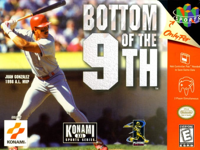 Release - Bottom of the 9th