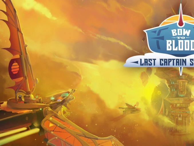 Release - Bow to Blood: Last Captain Standing