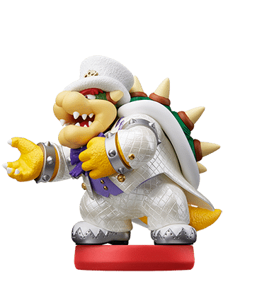Release - Bowser (Wedding Outfit)