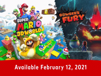 Bowser's Fury gaat los In Super Mario 3D World + Bowser's Fury Trailer
