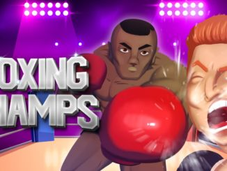 Boxing Champs – First 10 Minutes