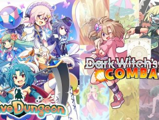 Release - Brave Dungeon + Dark Witch's Story:COMBAT