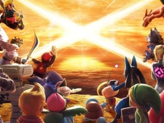 Brawl of niets! – event toernooi Super Smash Bros Ultimate