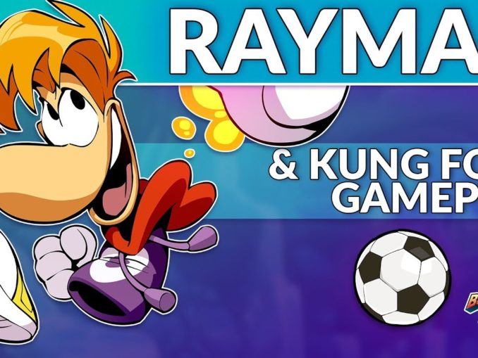 Nieuws - Brawlhalla Livestream toont Rayman and Kung Foot gameplay