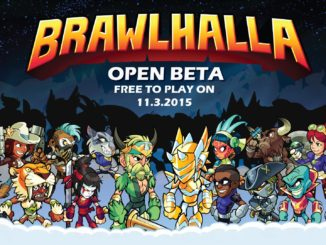 Brawlhalla nieuwe free-to-play game