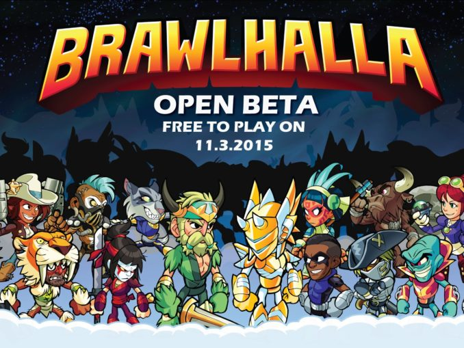News - Brawlhalla nieuwe free-to-play game