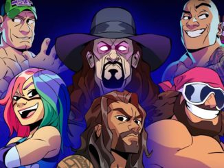 Brawlhalla WWE New Superstars Wave 2 Trailer