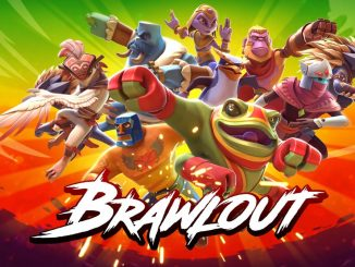 Brawlout physical release announced