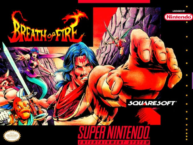 Release - Breath of Fire
