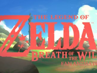 Breath Of The Wild – Geweldige fan animatie