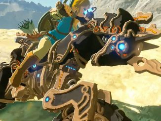 Breath of the Wild-DLC 'De Ballade der Uitverkorenen' te downloaden