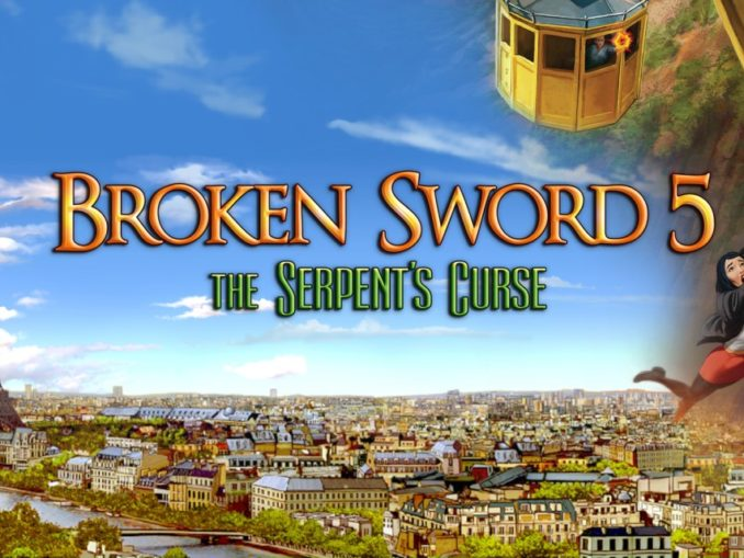 Release - Broken Sword 5 – the Serpent's Curse