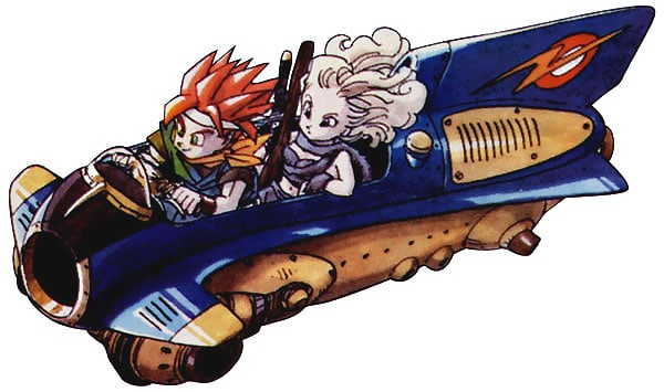BS Chrono Trigger: Jet Bike Special