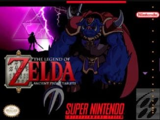 Release - BS The Legend of Zelda: Ancient Stone Tablets