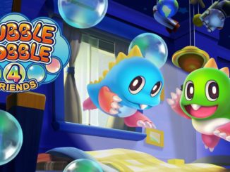 Release - Bubble Bobble 4 Friends