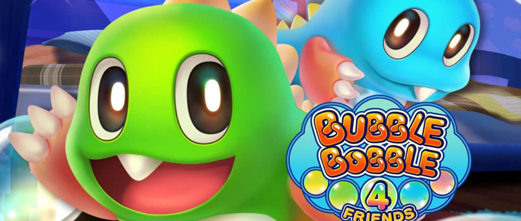 Bubble Bobble 4 Friends – Extend Skill Upgrade System uitgelegd