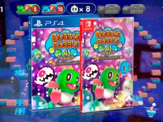 Bubble Bobble 4 Friends: The Baron is Back komt 17 November