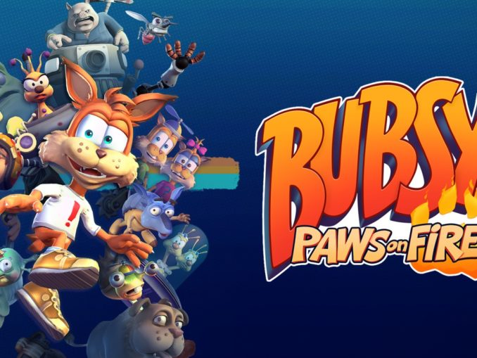 Release - Bubsy: Paws on Fire!