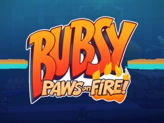 Bubsy: Paws On Fire! komt in April