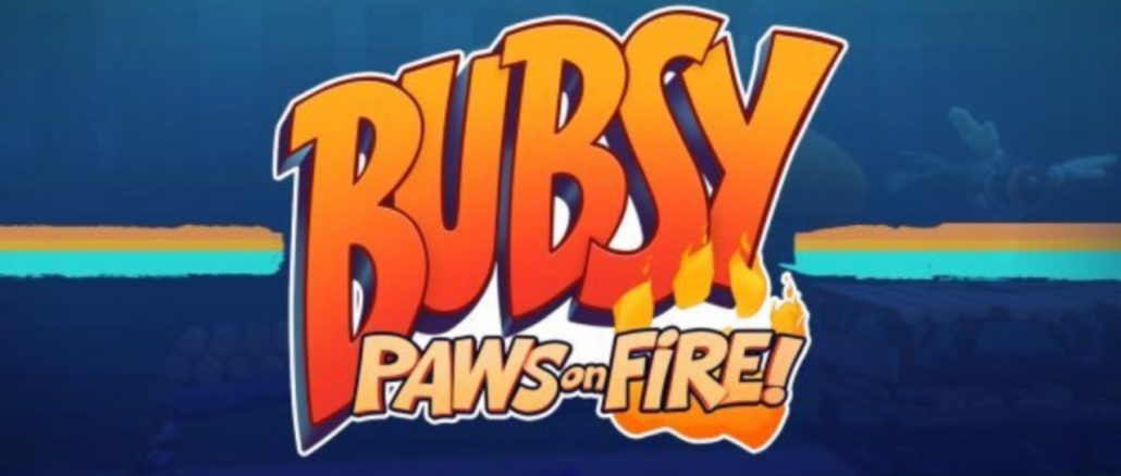 Bubsy: Paws on Fire! komt Q12019