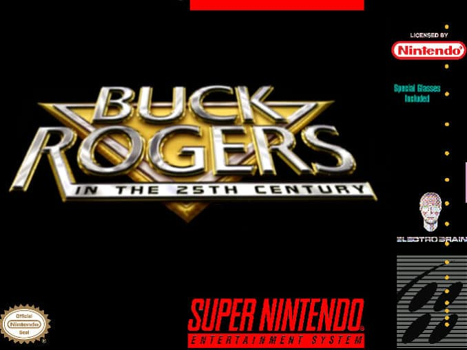 Release - Buck Rogers: The Arcade Game