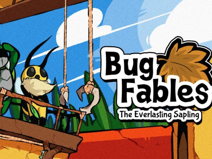 Release - Bug Fables: The Everlasting Sapling