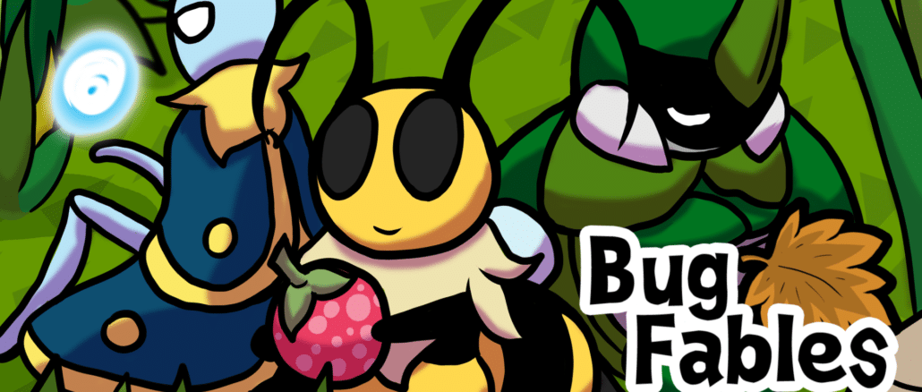 Bug Fables: The Everlasting Sapling – Eerste 20 minuten