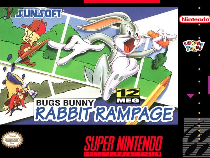 Release - Bugs Bunny Rabbit Rampage